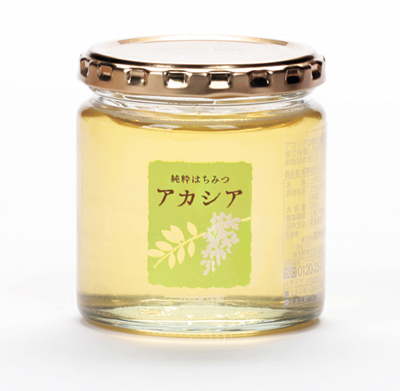 アカシア蜂蜜280g商品イメージ