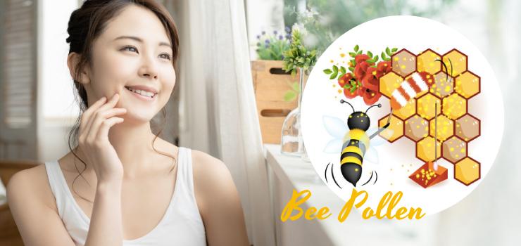 花粉荷に期待される効果・効能